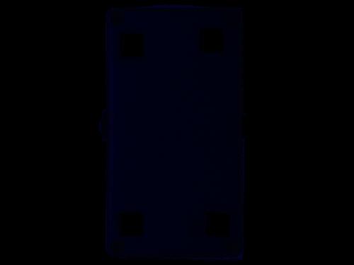 Mxr M75 Super Badass Distortion Pedale Per Basso