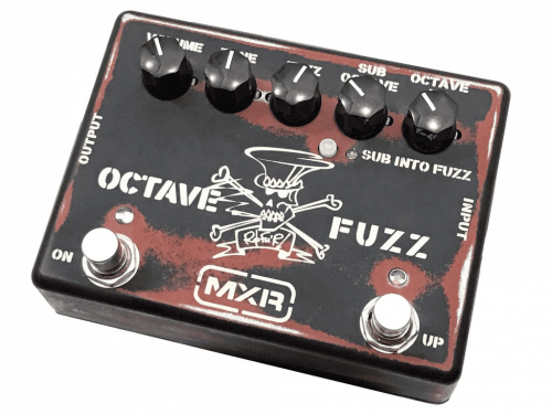 Mxr Slash Octave Fuzz SF01