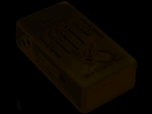 Mxr 6 Band Eq M109S