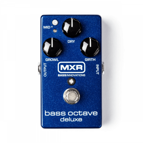 Mxr Bass Octave Deluxe M288 Pedale Per Basso