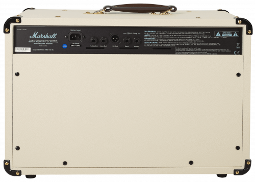 Marshall AS50DC Cream Acoustic Soloist Combo