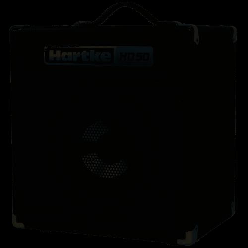 Hartke HD50 Amplificatore Combo Per Basso 50W