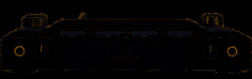 Korg KP3 Kaoss Pad 3+ Processore