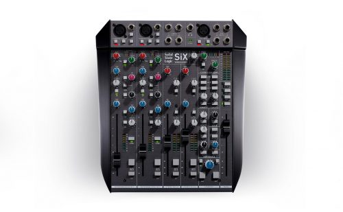 SSL Six Mixer Super Analogue 6 Canali