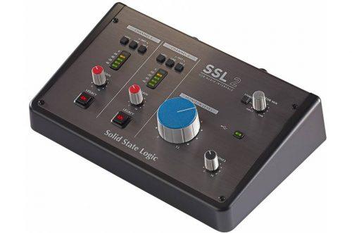 SSL 2 Interfaccia Audio USB