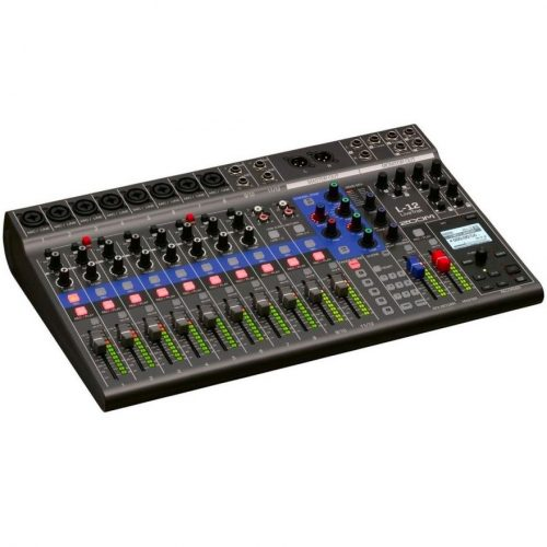 Zoom L-12 - Mixer Digitale 12 canali, Recorder