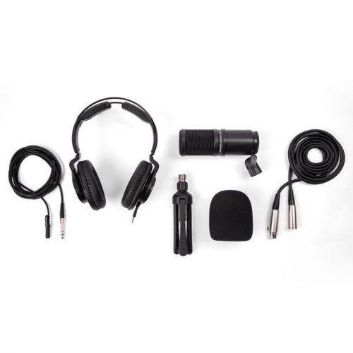 Zoom ZDM-1PMP Kit Podcast