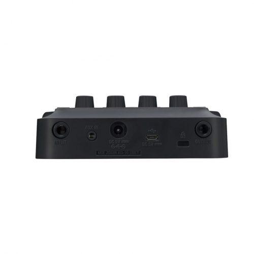 Zoom G1 FOUR Pedaliera MultieffettoQuik Lok VITAMINA/C-A5 Jack Mono 90°/Jack Mono