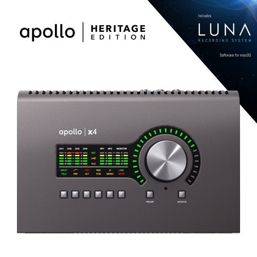 Apollo X4 | Heritage Edition