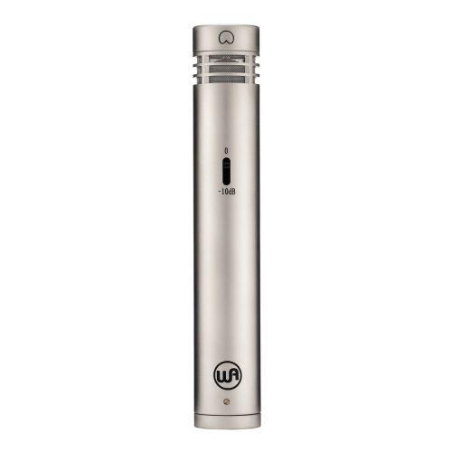 Warm Audio WA-84 Nickel Microfono A Condensatore