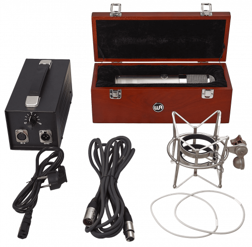 Warm Audio WA-47 Microfono A Condensatore