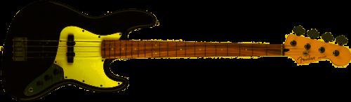 Fender Player Jazz Bass PF Black