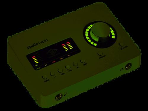 Universal Audio Apollo Solo | Heritage Edition