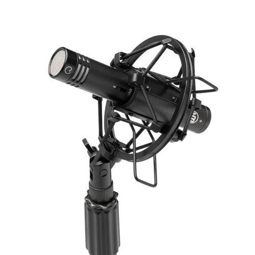 Warm Audio WA-84 Black Microfono A Condensatore