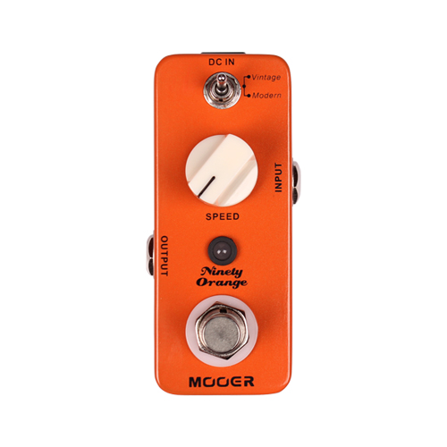 Mooer Ninety Orange Pedale Phaser