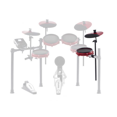 Alesis Nitro Mesh Expansion Pack Red
