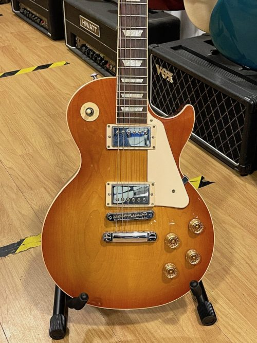 Gibson Les Paul Traditional 2011 Honey Burst - USATO