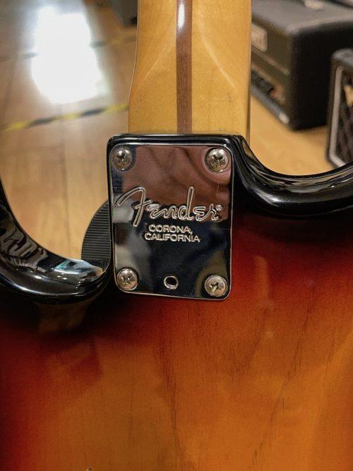 Fender Stratocaster Made in USA 2002 - Usato