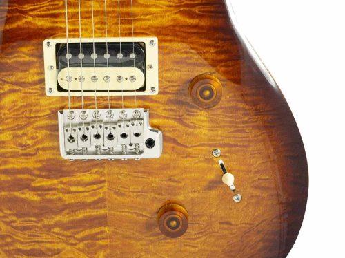 PRS Se Custom 24 Vintage Maple Tobacco Sunburst