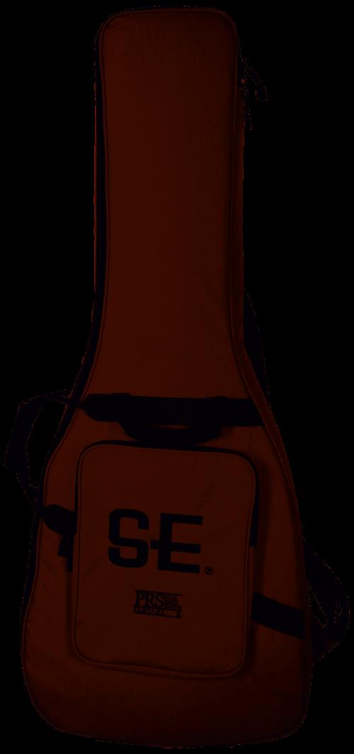 PRS SE Custom 24 Black Gold Burst