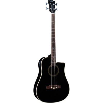 Eko Guitars NXT B100ce See Through Black