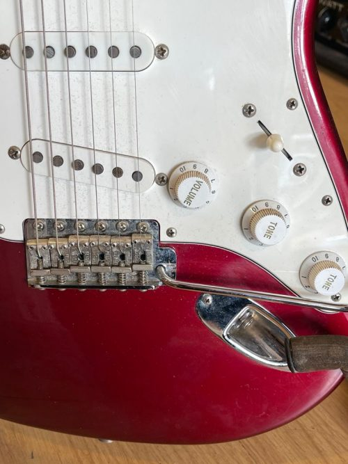 Fender Stratocaster USA Vintage '62 1989