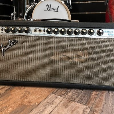 Fender Bandmaster Reverb Teastata anni 70