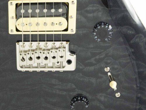PRS SE Custom 24 Limited Vintage Maple Gray Black