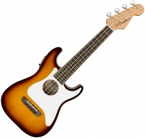 Fender Fullerton Stratocaster Ukulele Sunburst