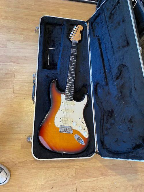 Fender Stratocaster Usa Ultra 1991