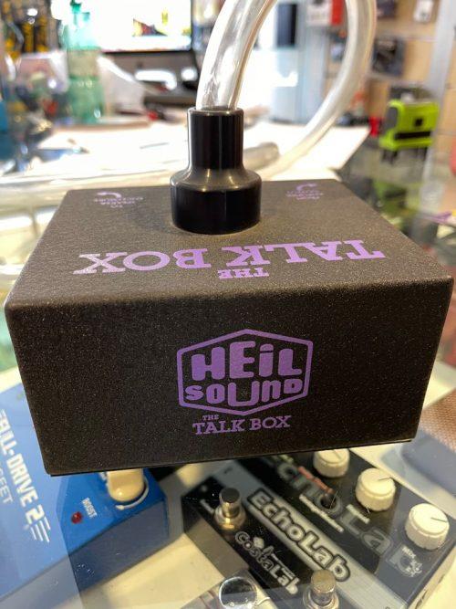 Dunlop Heil Talk Box Pedale Per Chitarra - Usato