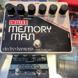 Electro Harmonix Deluxe Memory Man – Usato