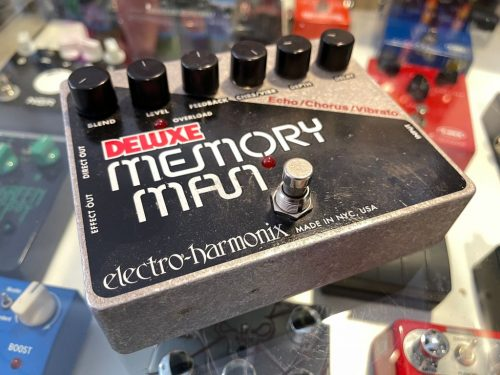 Electro Harmonix Deluxe Memory Man - Usato