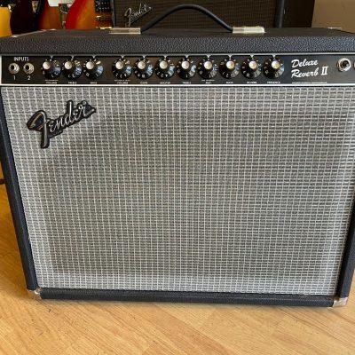 Fender Deluxe Reverb 2 Epoca Rivera - Usato