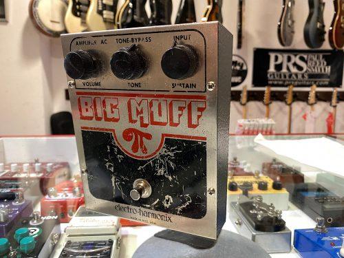 Electro Harmonix Big Muff Double Op Amp - Usato