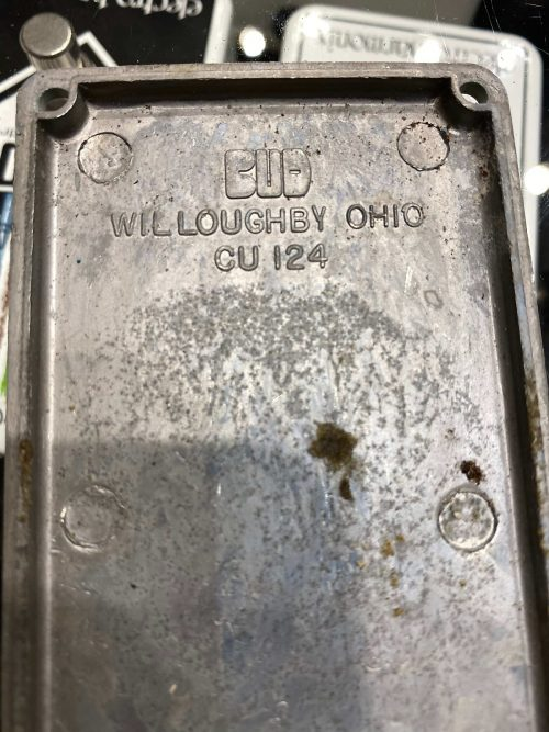 Mxr Noise Gate Line Driver 1975 Bud Box
