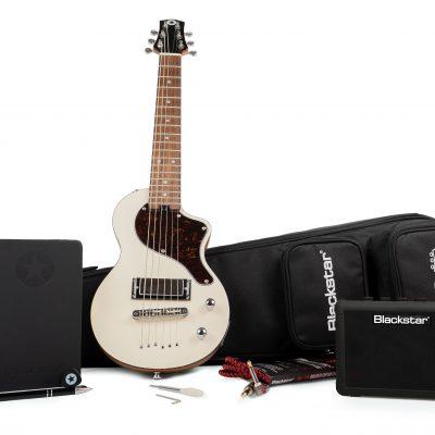 Blackstar Carry On Deluxe WHT Pack Chitarra Portatile
