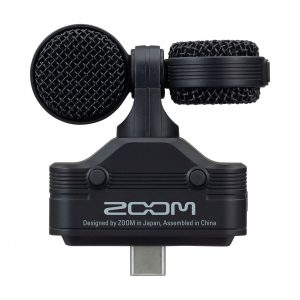 Zoom AM7 Microfono Stereo per Dispositivi Android