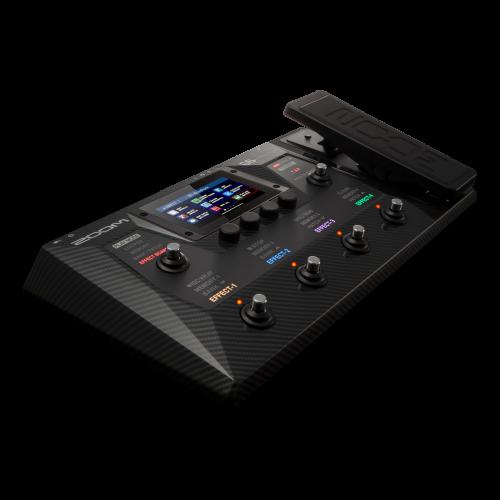 Zoom G6 Pedaliera Multieffetto e IR Loader