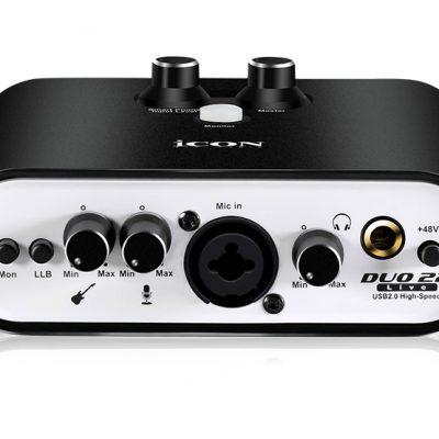 Icon Duo22 Live - Interfaccia audio USB 2.0