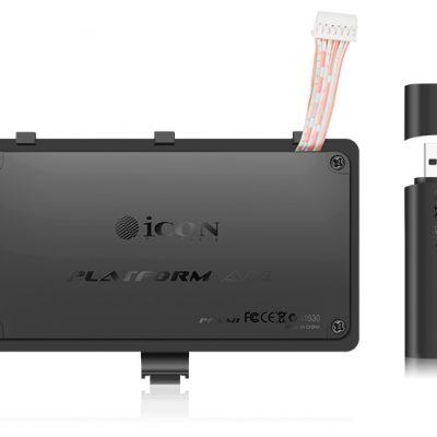 Icon Platform Air - Modulo wireless e batteria ricaricabile per serie Nano