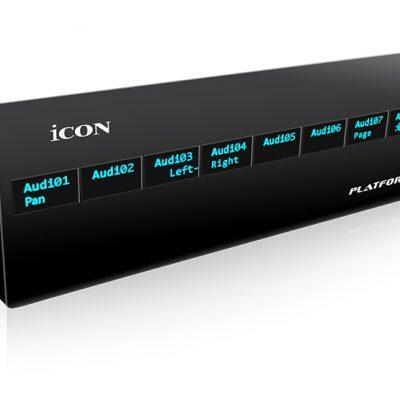 Icon Platform D3 - Display Oled per serie Nano