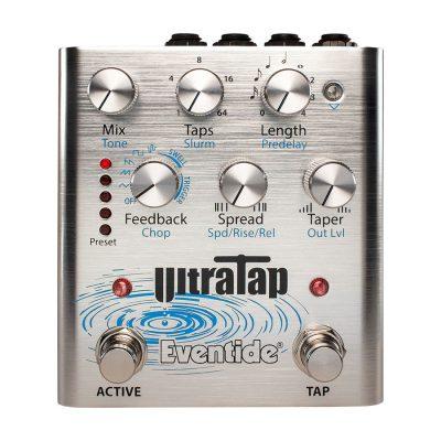 Eventide ULTRATAP - pedale delay per strumento