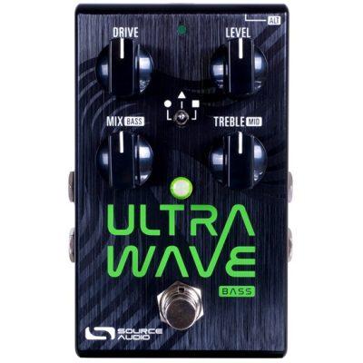 Source Audio SA251 ULTRA WAVE BASS - Pedale distorsore multibanda per basso