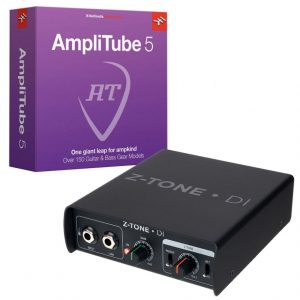 IK Multimedia Z-Tone DI + AmpliTube 5