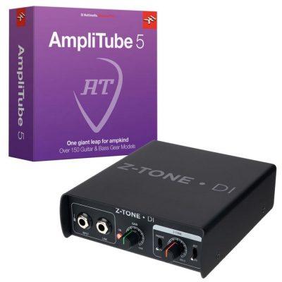 IK Multimedia Z-Tone DI + AmpliTube 5