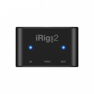 IK Multimedia iRig MIDI 2 Interfaccia MIDI