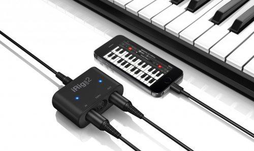 IK Multimedia iRig MIDI 2 Interfaccia MIDI