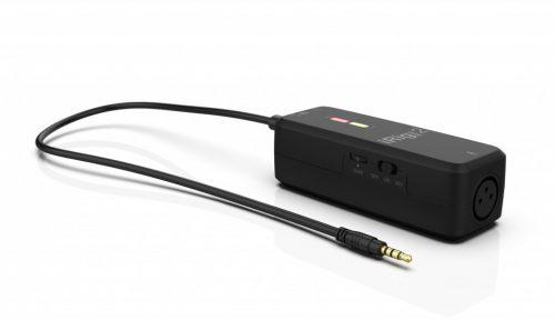 IK Multimedia iRig PRE 2 Interfaccia Microfonica