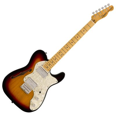 Fender Squier Classic Vibe 70s Telecaster Thinline